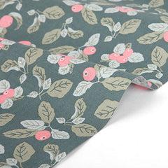 233 Out of Town : Apple Farm 1100mm Cotton 20C Fabric