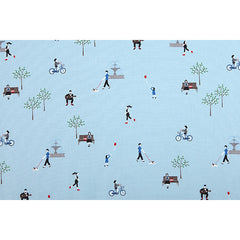 285 Park : Park 1100mm Cotton 20C Fabric