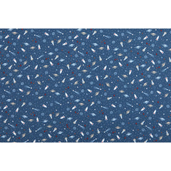 356 World of Space : Universe 1100mm Cotton 20C Fabric