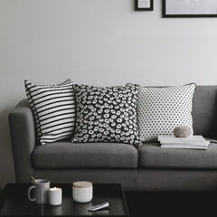 Cushion Cover 50x50 : Fog Line