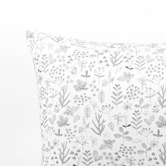 Cushion Cover 45x45 : Nature Leaf