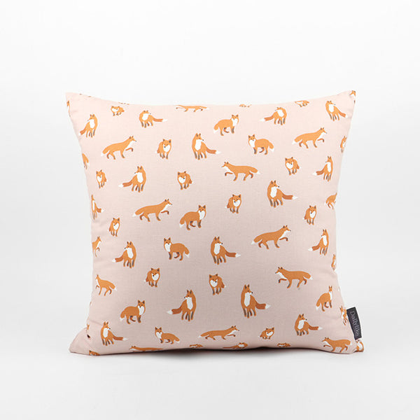 Cushion Cover 50x50 : Winter Fox