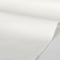 012 Pure White 1600mm Cotton Oxford Fabric