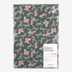 Adhesive Fabric A4 1pk : Apple Farm