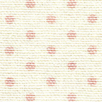 Adhesive Fabric A4 1pk : Dot - Light Pink