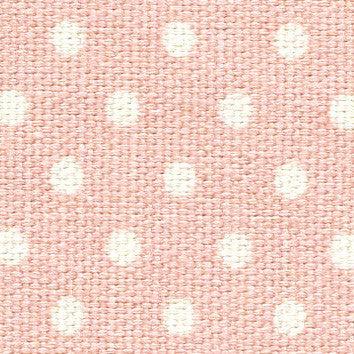 Adhesive Fabric A4 1pk : Dot Ground - Light Pink