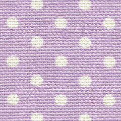 Adhesive Fabric A4 1pk : Dot Ground - Lilac