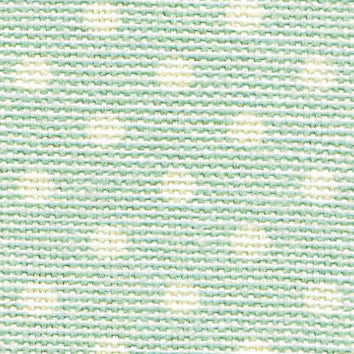 Adhesive Fabric A4 1pk : Dot Ground - Mint