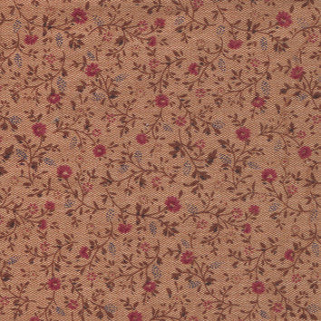Adhesive Fabric A4 1pk : Minimums - Dark Brown