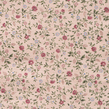 Adhesive Fabric A4 1pk : Minimums - Indian Pink