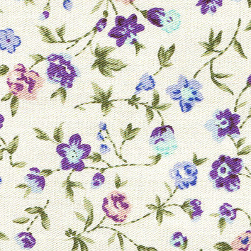 Adhesive Fabric A4 1pk : Violet - Violet