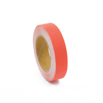 Fabric Tape : Solid - Neon Coral