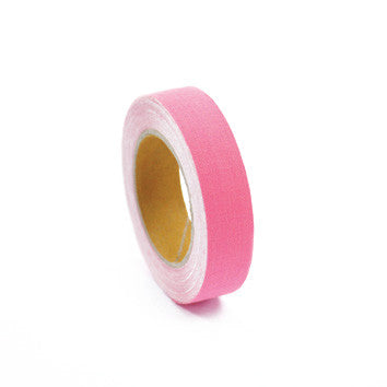 Fabric Tape : Solid - Neon Pink