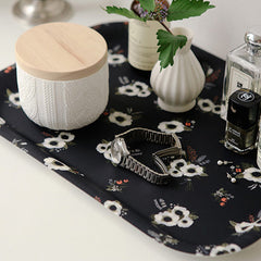 Fabric Tray : Evening Bride