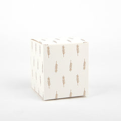 Gift Box Small : Feather Gold - 3pk