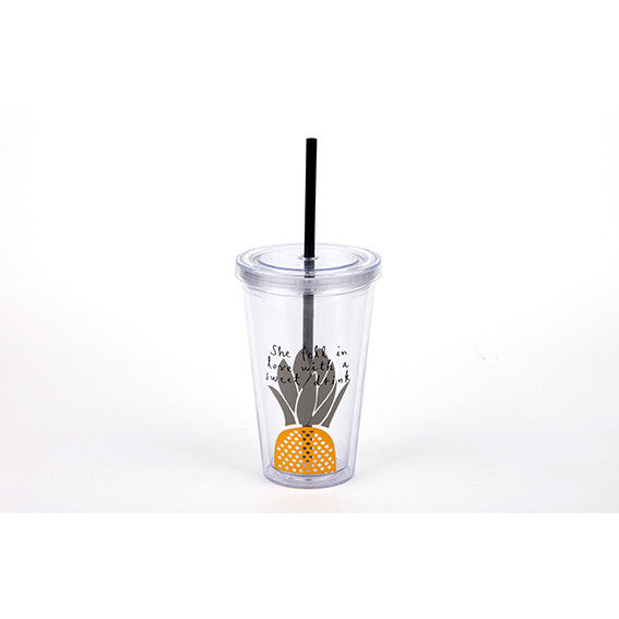Ice Tumbler : Pineapple