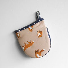 Kitchen Glove : Winter Fox