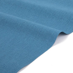 197 Midnight Blue 1450mm Linen L15 Fabric