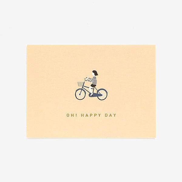 Note Card : Happy Day