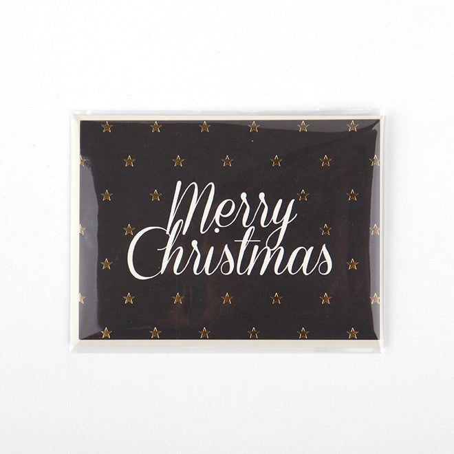 Note Card : Merry Christmas