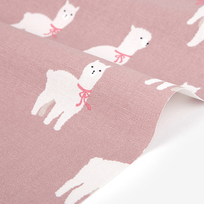 263 Alpaca : Alpaca 1500mm Cotton Oxford Fabric