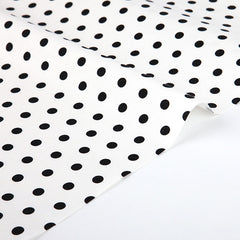 057 Anemone : Anemos Dot 1500mm Cotton Oxford Fabric
