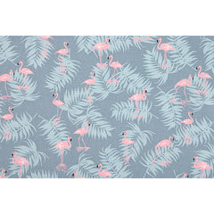 257 Charming : Flamingo 1500mm Cotton Oxford Fabric