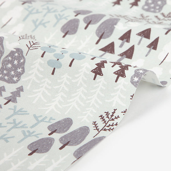 289 Landscape : Landscape 1500mm Cotton Oxford Fabric