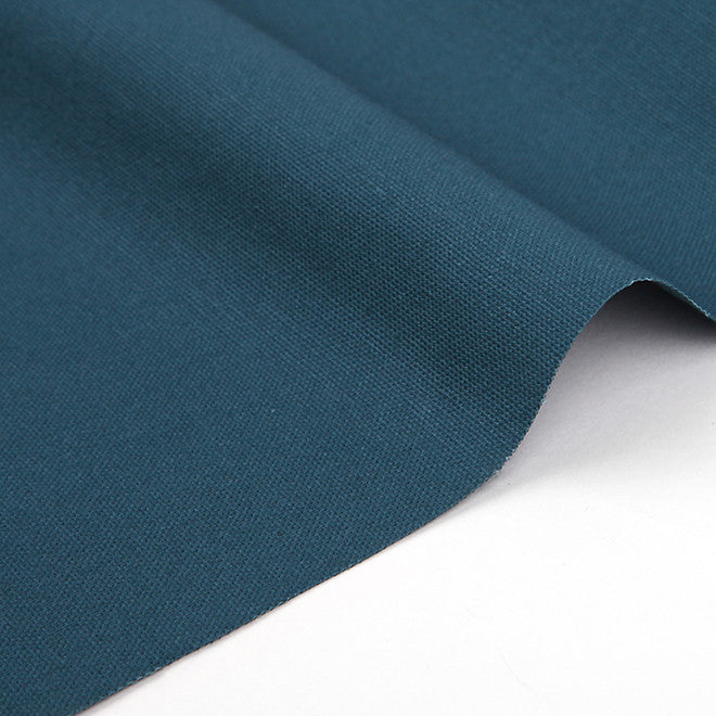 215 Peacock Blue 1500mm Cotton Oxford Fabric
