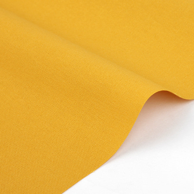 213 Pollen Yellow 1500mm Cotton Oxford Fabric