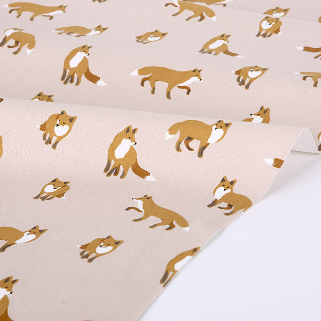 015 Winter Fox : Winter Fox 1100mm Cotton Oxford Fabric