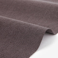 327 Pigment Washed : Chocolate Brown 1540mm Cotton 30C Fabric