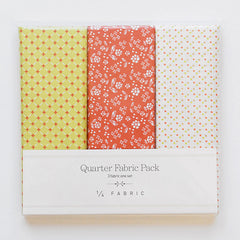 Quarter Fabric Pack : Thank You