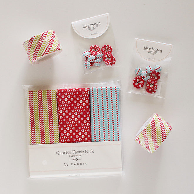 Sewing Set : Daily Christmas