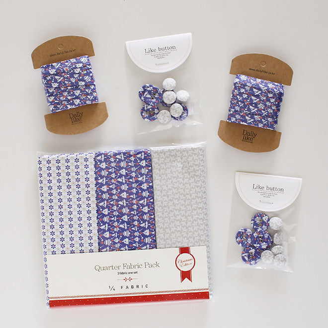 Sewing Set : Snow Bell