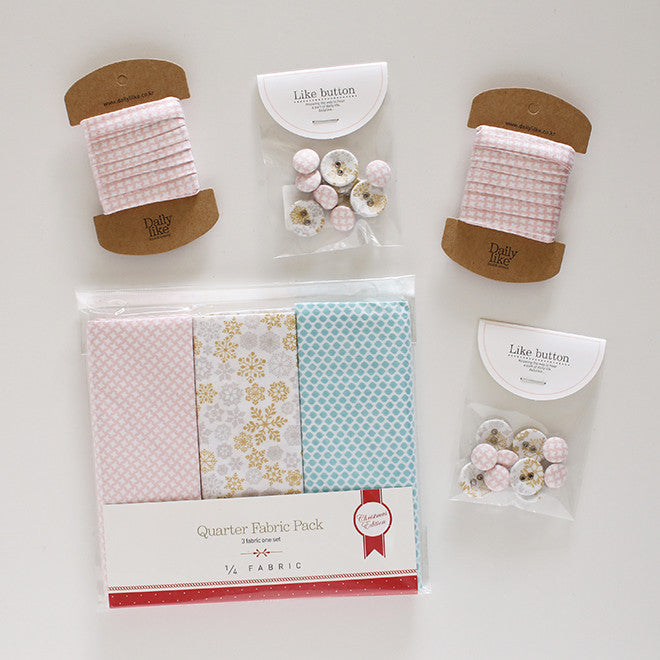 Sewing Set : Snowflake