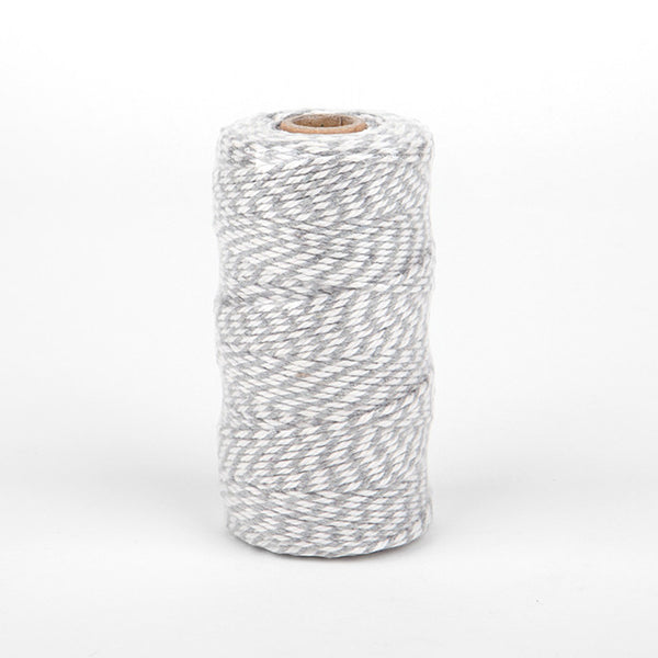 Thick Twine : Gray - 100 yards