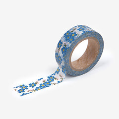 Washi Tape : Forget-me-not