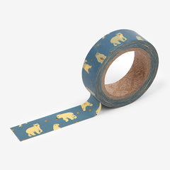 Washi Tape : Friendly Bear