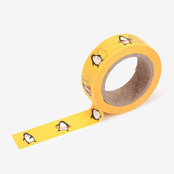 Washi Tape : Penguin