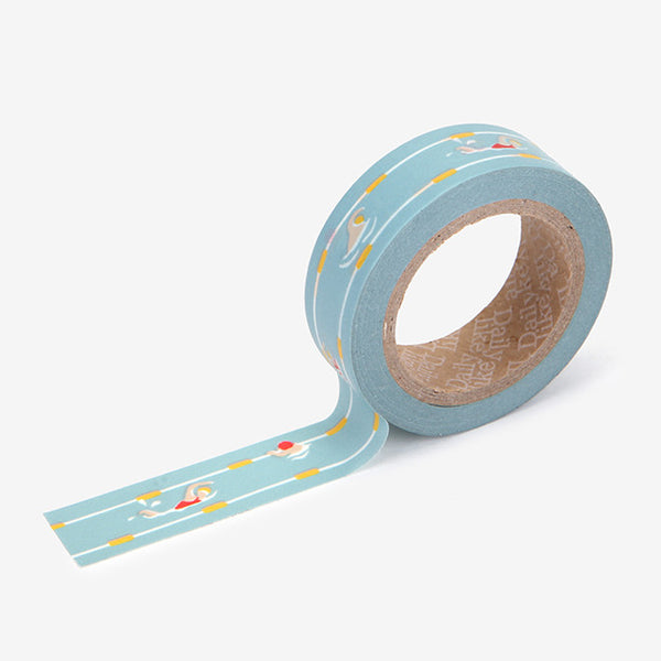 Washi Tape : Swimming