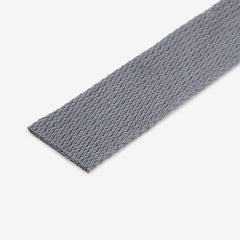 Cotton Tape 30mm : Cool Gray