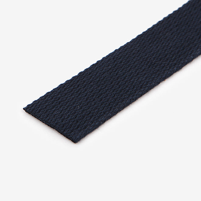 Cotton Tape 30mm : Navy