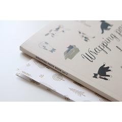 Dailylike Wrapping Paper Book - Ver 2