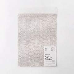Adhesive Fabric A4 1pk : Dear - Scribble