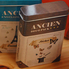 Ancien Deco Tin : Version 1