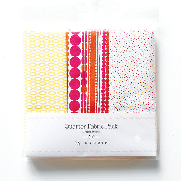 Quarter Fabric Pack : Ice Cream