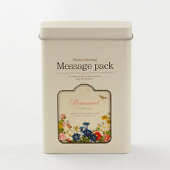 Message Pack : Botanical