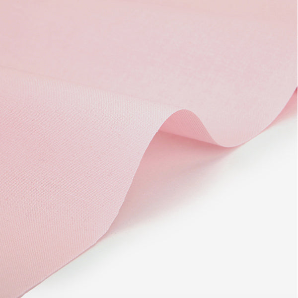 Mellow Pink 1100mm Cotton 20C Fabric - 1 YARD
