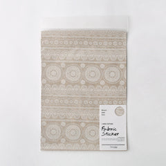 Adhesive Fabric A4 1pk : October - Grace